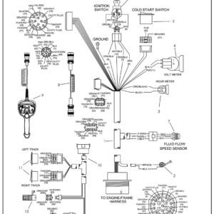 Sk750 Ditch Witch Wiring Diagram Davis 300 Trencher Ignition Wiring Diagram Of Sk750 Ditch Witch Wiring Diagram