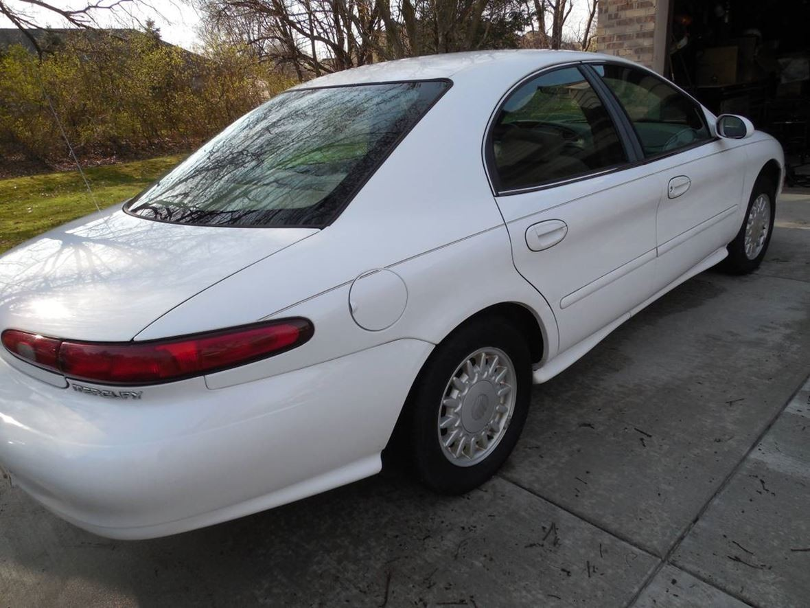 Sobremarcha ford Sable 3.0 1997 1997 Mercury Sable for Sale by Owner In Elkhart In