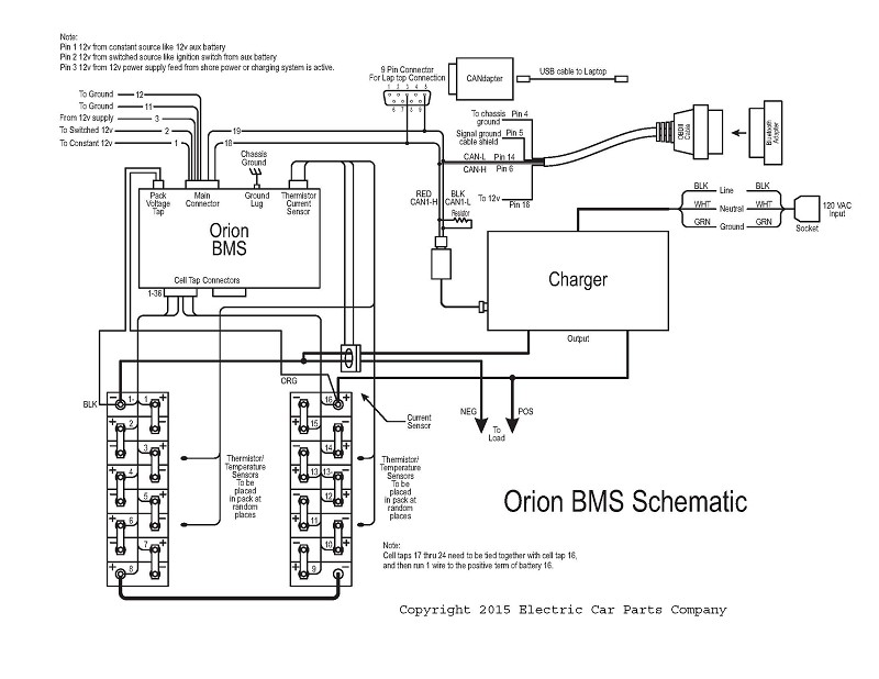 Spitronics orion 2 Wiring Diagram orion Bms Standard & Up to 180 Cells Extended 0 5 5v Usa Stock and Support – Affordable Ev Of Spitronics orion 2 Wiring Diagram