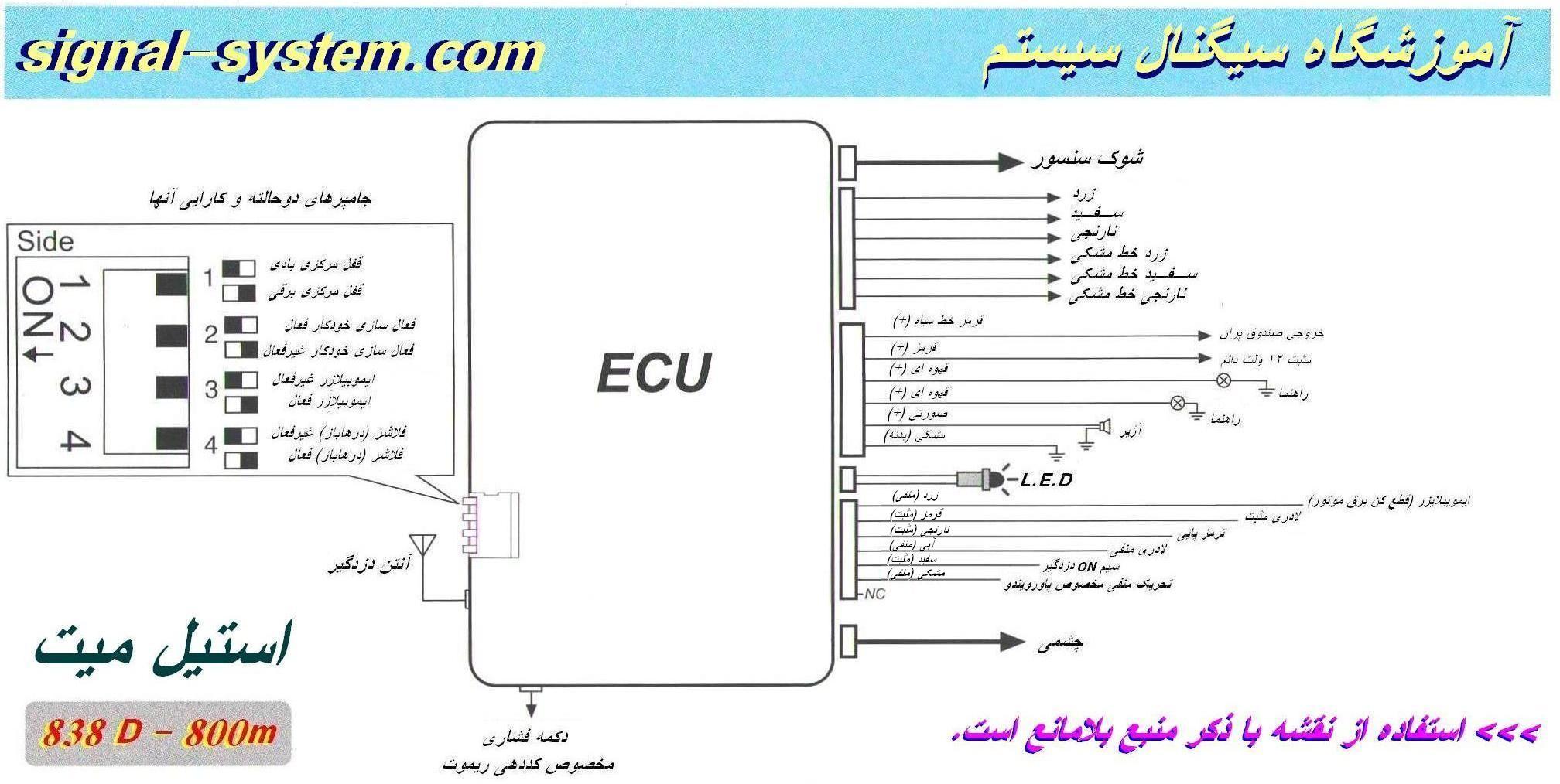 Steelmate Car Alarm 838 Wiring Diagram Car Alarm Wiring Diagram Of Steelmate Car Alarm 838 Wiring Diagram