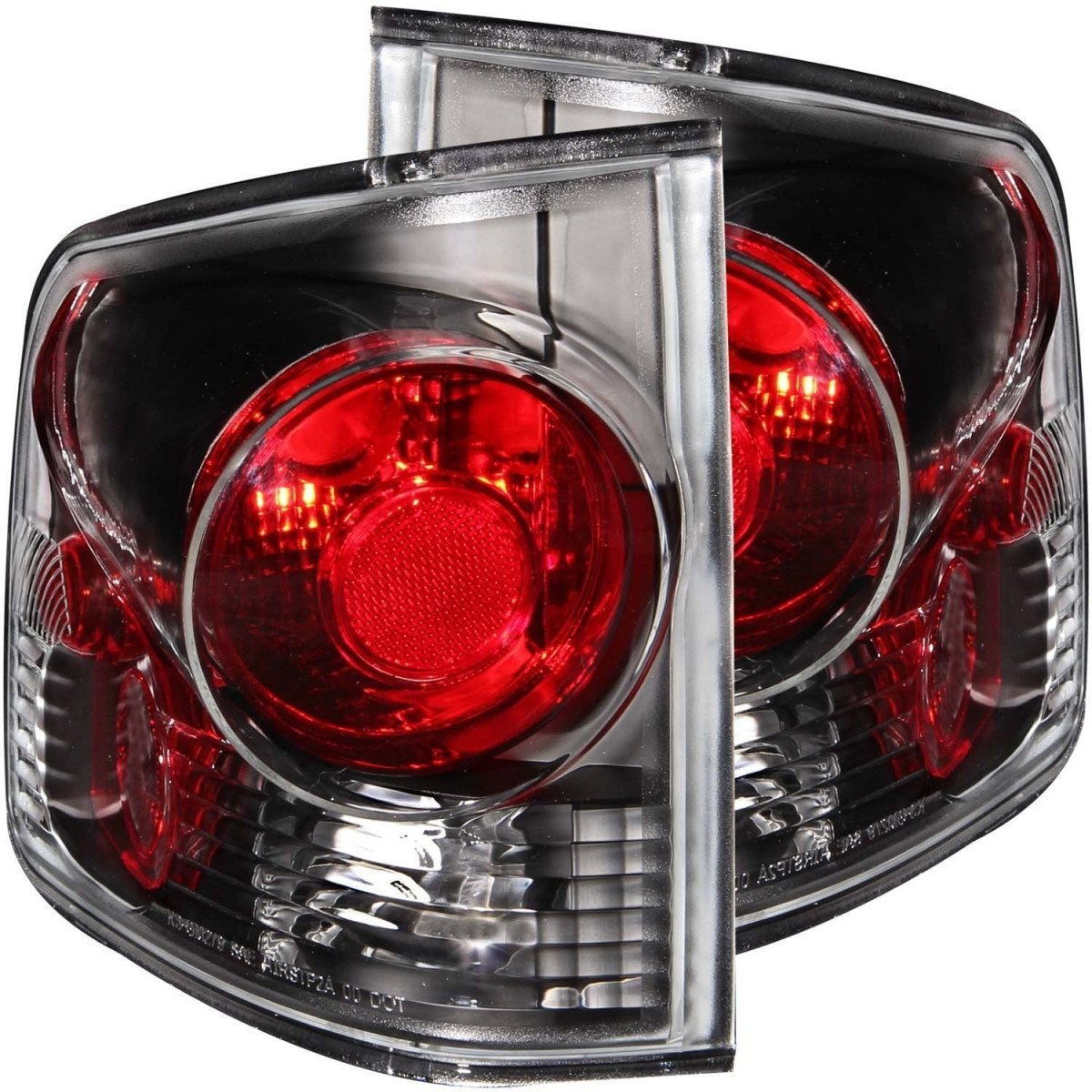 Tail Light assemblies for A 2000 Chevy S 10 Wire Tail Light Patible with Chevrolet Gmc isuzu Hombre S 10 S10 sonoma 1994 2004 Includes Left Of Tail Light assemblies for A 2000 Chevy S 10 Wire