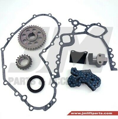 Timing for toyota 4y Timing Kit for toyota forklift 4y Engine Series 6fg 7fg No Ttk 115 Of Timing for toyota 4y