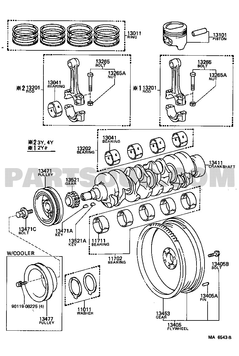 Timing for toyota 4y toyota 4y Distributor Wiring Diagram Wiring Diagram Of Timing for toyota 4y
