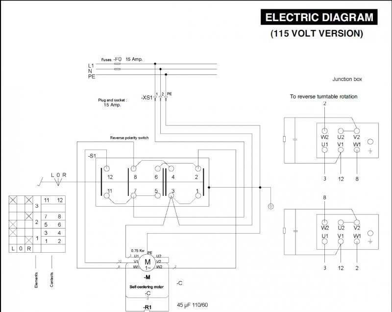 Tire Changer Schematic Wiring Electric Motor Repair 101 Pirate4x4 4×4 and F Road forum Of Tire Changer Schematic Wiring