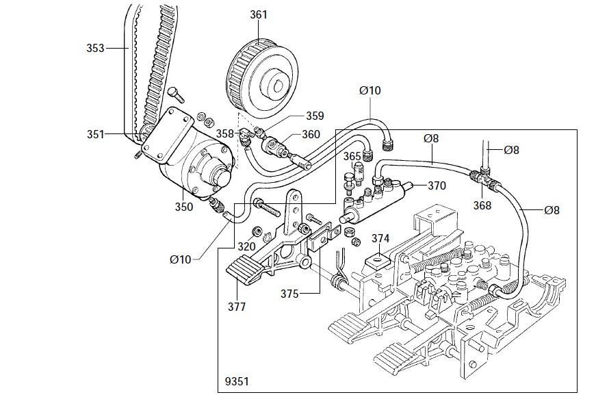 Tire Machine Parts Diagram Parts Diagram for Corghi A2000 Of Tire Machine Parts Diagram
