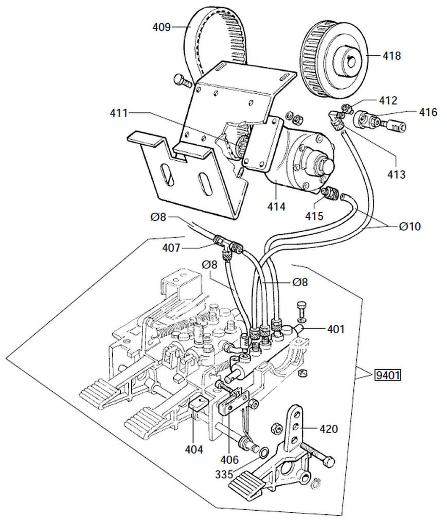 Tire Machine Parts Diagram Parts Diagram for Corghi A2001s Of Tire Machine Parts Diagram
