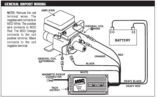 Toyota 22r Distributor Wiring How to Msd 6a Installation On A 22re Pirate4x4 4x4 and F Road forum