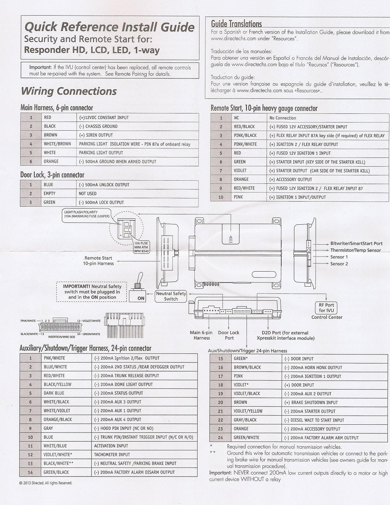 Viper 5906v Installation Guide Viper 5706v Wiring Diagram Best Of Viper 5906v Installation Guide
