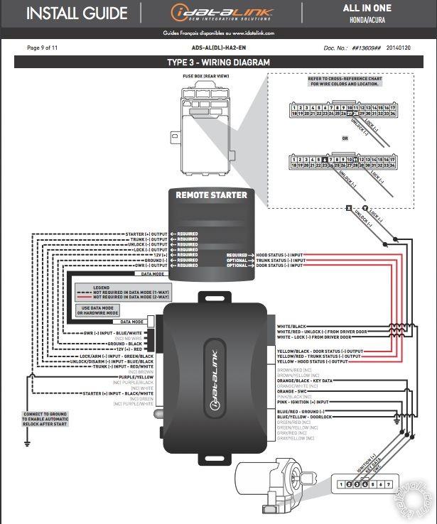 Viper 5906v Installation Guide Viper 5906v Idatalink Ads Alca 8thg Civic Of Viper 5906v Installation Guide
