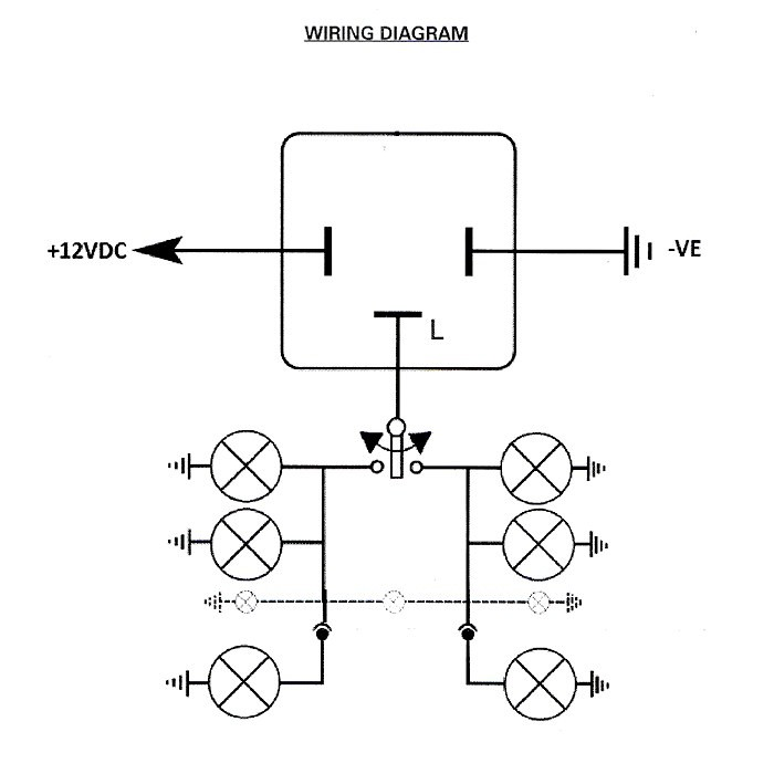 Wiring Circuit for A Two Pin 12volt Flasher Unit 3 Pin Electronic Flasher Relay Wiring Diagram Wiring Diagram and Schematic Of Wiring Circuit for A Two Pin 12volt Flasher Unit