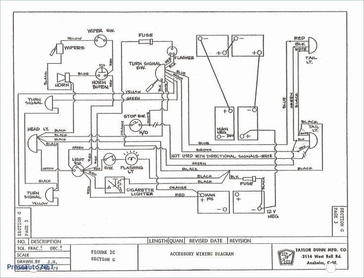 Wiring Diagram 1989 for Ezgo Gxt-800 1989 Ez Go Wiring Diagram Di 2019 Of Wiring Diagram 1989 for Ezgo Gxt-800