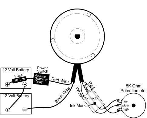 Wiring Diagram for A 24volt Dc Brushless Motor Mac 24 Volt 400 Watt Brushless Motor Wiring Manual From Electricscooterparts