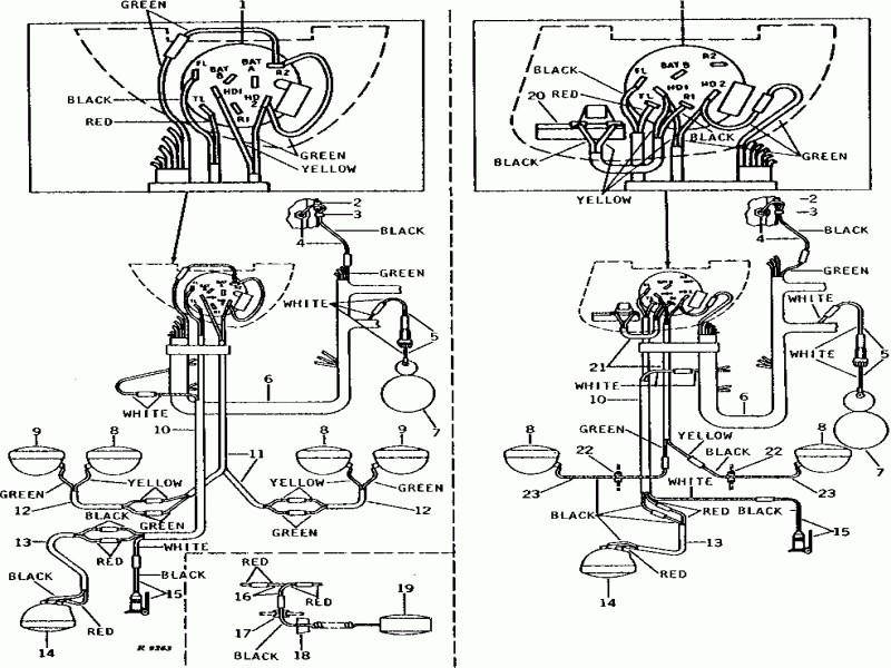 Jd 4020 Diesel Charging Problem Wiring Forums