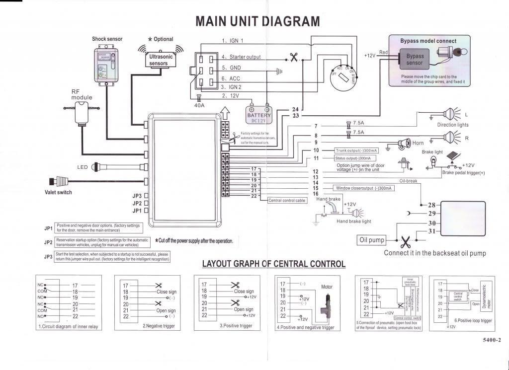Wiring Diagram Viper 3305v Viper 3305v Wiring Diagram