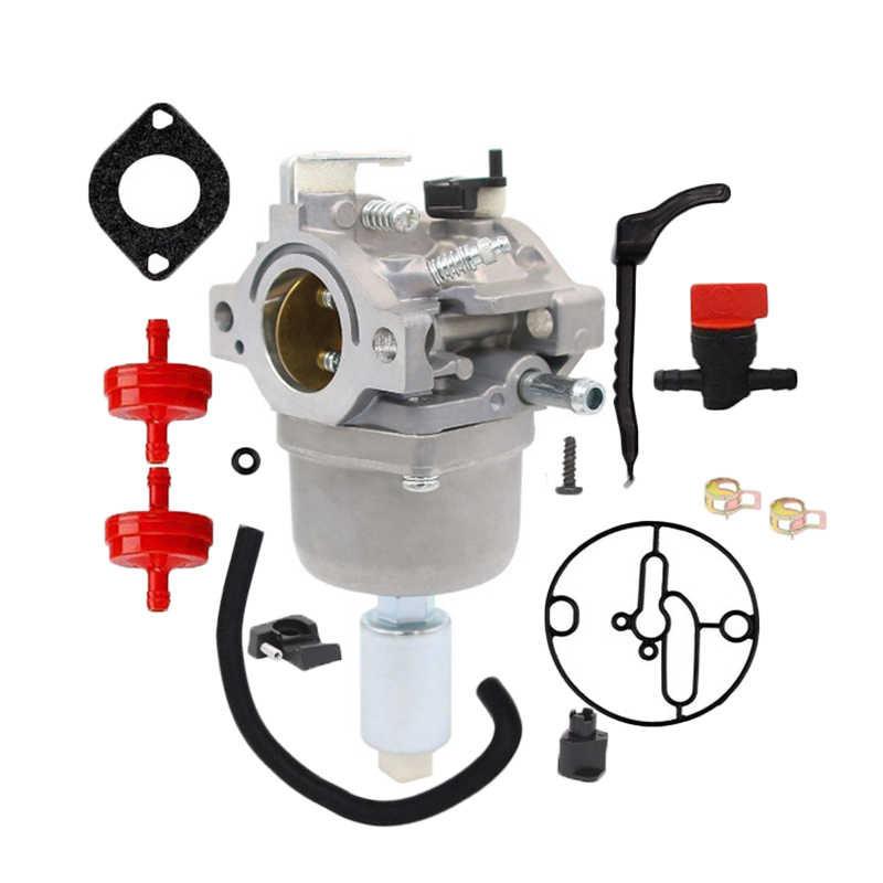 17.5 Briggs Parts Vergaser Carb Kraftstoff Filter Für Nikki 795366 17.5hp Briggs … Of 17.5 Briggs Parts