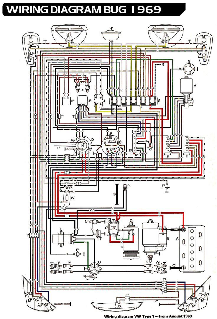 2000 Beetle Wiring Diagram Volkswagen Beetle Wiring Diagram – 1966 Vw Beetle Wiring … Vw … Of 2000 Beetle Wiring Diagram