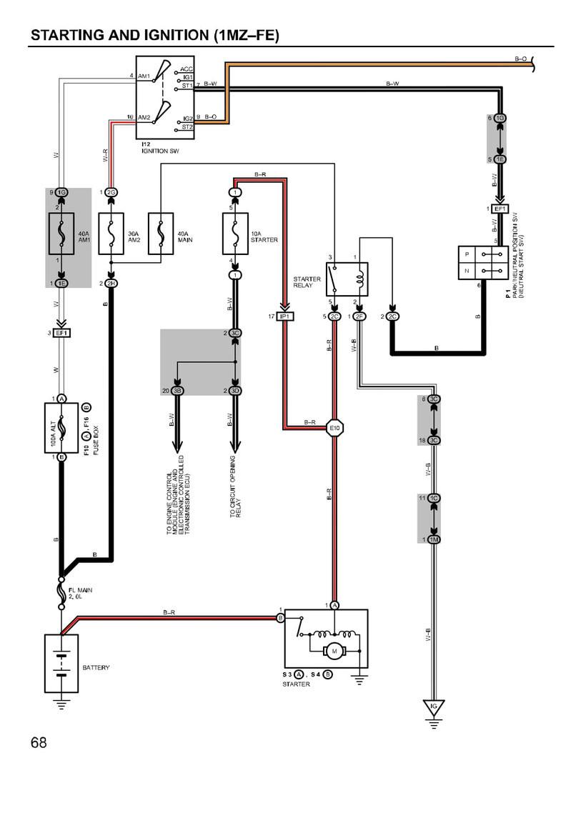 2001 toyota Camry Ignition Spark Plug Diagram Diagram] 99 Camry Ignition Wiring Diagram Full Version Hd Quality … Of 2001 toyota Camry Ignition Spark Plug Diagram