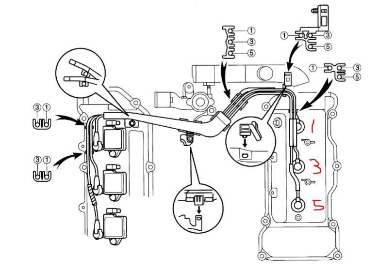 2001 toyota Camry Ignition Spark Plug Diagram How Do Match Up Spark Plug Wires for 1999 toyota Camry? Of 2001 toyota Camry Ignition Spark Plug Diagram