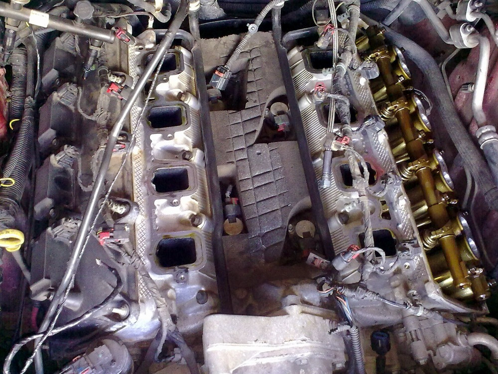 57 Hemi распредвал Установка распредвала и чистка гбц — Dodge Charger, 5.7 л., 2006 … Of 57 Hemi распредвал