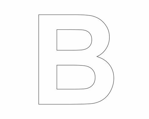 """B&s 290400 Vanguard 12hp запчасти Aufkleber Buchstabe """"b"""" Weiß 30 Mm Of B&s 290400 Vanguard 12hp запчасти"""