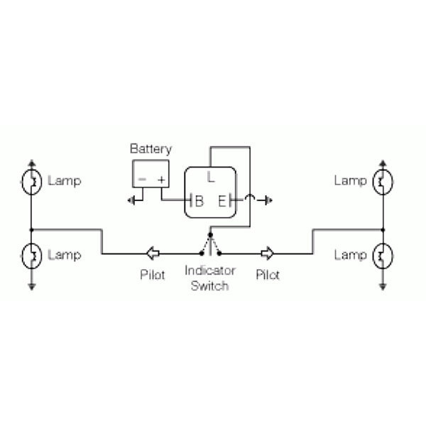 Can You Wire A 3 Prong Flasher Into A 2 Prong System 12 V 3 Pin Led Flasher Relay Fixes Fast Blinking Indicator Turn … Of Can You Wire A 3 Prong Flasher Into A 2 Prong System