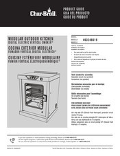 Charbroil 463246118 Wiring Diagram Char-broil 463246619 Manuals Manualslib Of Charbroil 463246118 Wiring Diagram