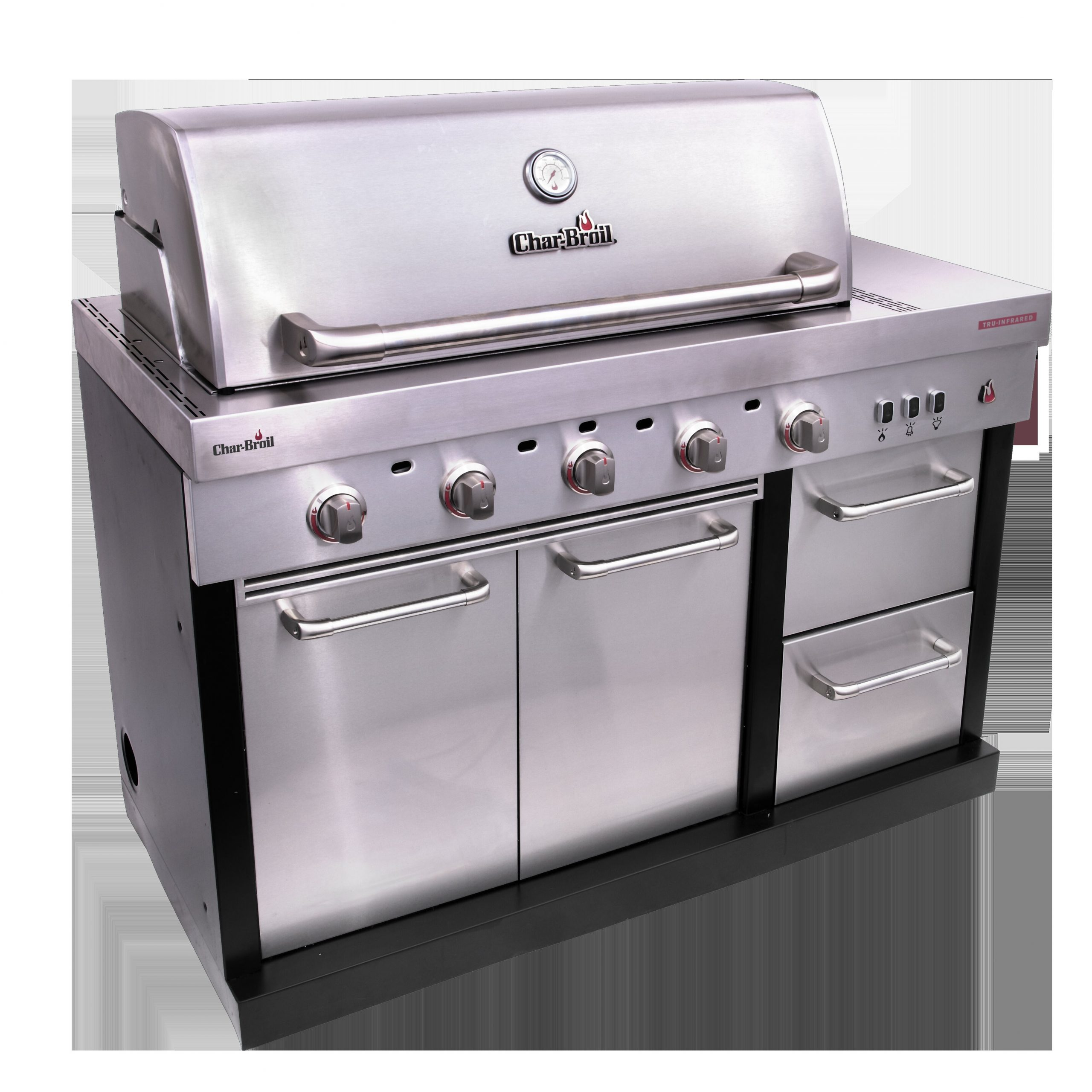 Charbroil 463246118 Wiring Diagram Char-broil Medallion Series 5-burner Propane Gas Grill Of Charbroil 463246118 Wiring Diagram