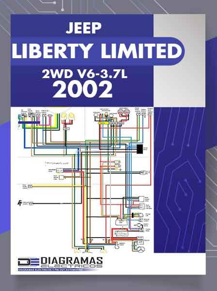 Diagrama Delmotor De Liverti 3.7 Jeep Kj 2003 ▷diagrama Eléctrico Jeep Liberty Limited 2wd V6 3.7l 2002 Of Diagrama Delmotor De Liverti 3.7 Jeep Kj 2003