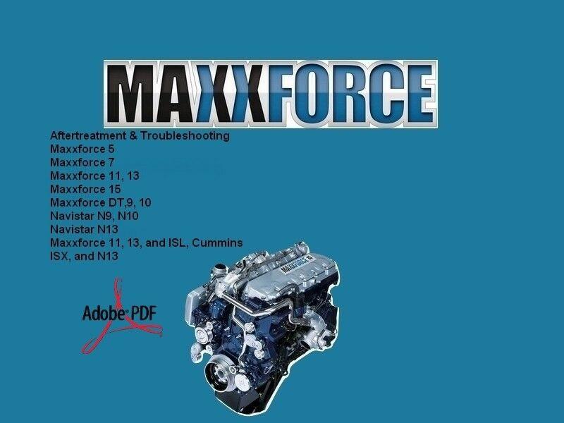 Harnnes De Motor Maxforce 13 Für Claas Webtic Offline Reparatur Handbücher, Verdrahtung Und Hydraulische Diagramme, Etc 2015   Teile Doc 2,1-landwirtschaft 2018