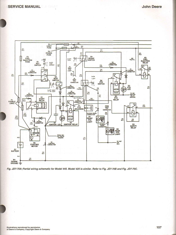 John Deere 150 Wiring Diagram] Jd Lx255 Wiring Diagram Full Version Hd Quality Wiring … Of John Deere 150 Wiring