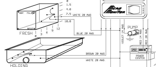 Kib Holding Tank Monitor Wiring Diagram for K21 Diagram] Kib Rv Monitor Panel Wiring Diagram Full Version Hd … Of Kib Holding Tank Monitor Wiring Diagram for K21