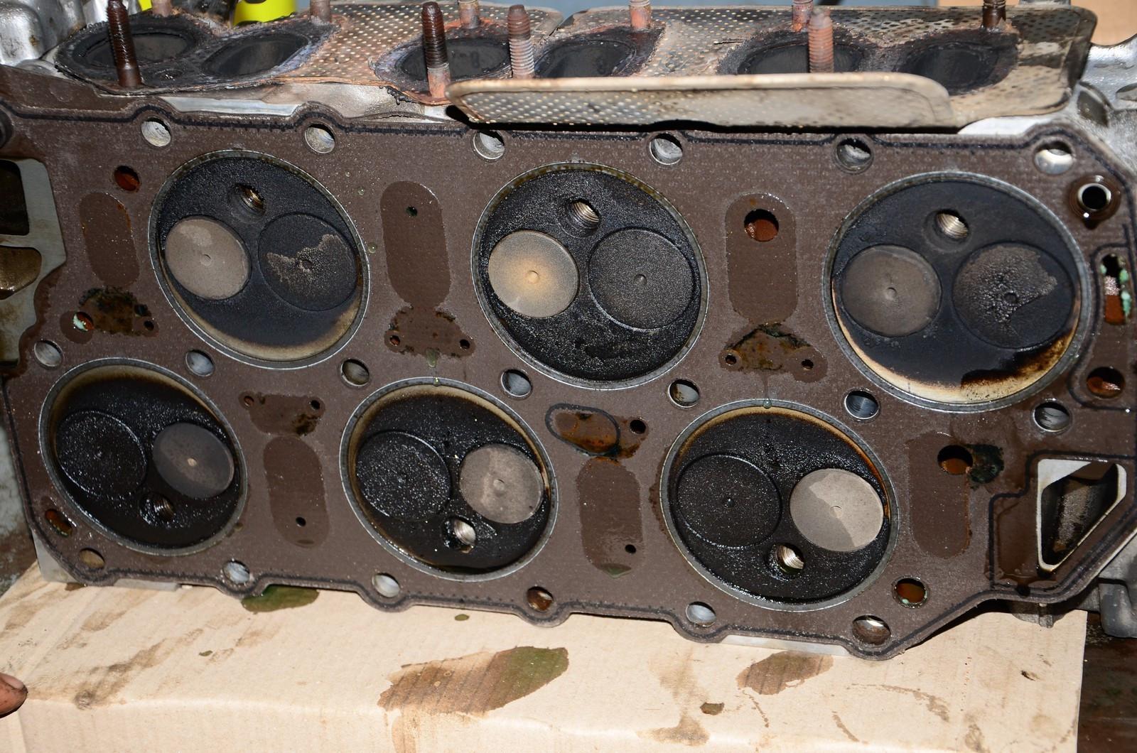 распред валы к вр6 280 174 л с Как нельзя ремонтировать двигатели: разбираем Vr6 после неудачной … Of распред валы к вр6 280 174 л с