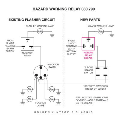 Does A 2 Wire Flasher Have Power On Both Termals Wiring Diagrams Of Does A 2 Wire Flasher Have Power On Both Termals