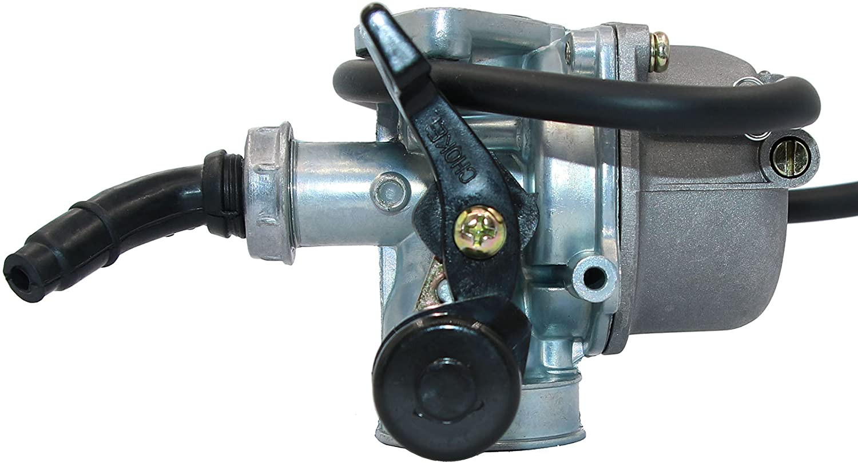 En 125cc распиновка Buy Pz19 Carburetor for 50cc 70cc 80cc 90cc 110cc 125cc atv Dirt … Of En 125cc распиновка