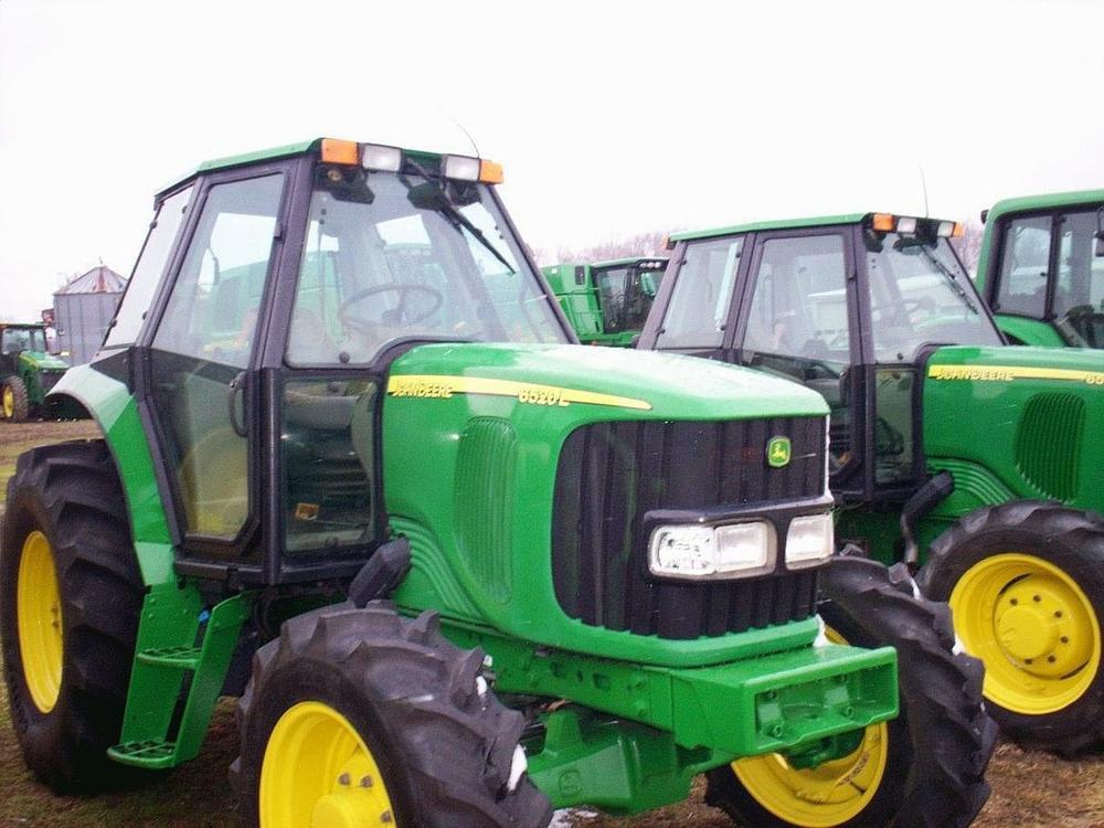 John Deere 6320l Electrical Diagram John Deere 6120l 6220l 6320l 6420l and 6520l Tractors Technical … Of John Deere 6320l Electrical Diagram