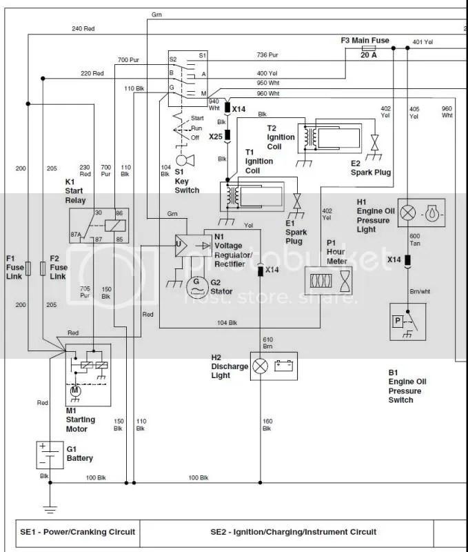 John Deere D100 Wiring Schematic John Deere 100 Series Wiring Diagram – Reverseitwell Of John Deere D100 Wiring Schematic