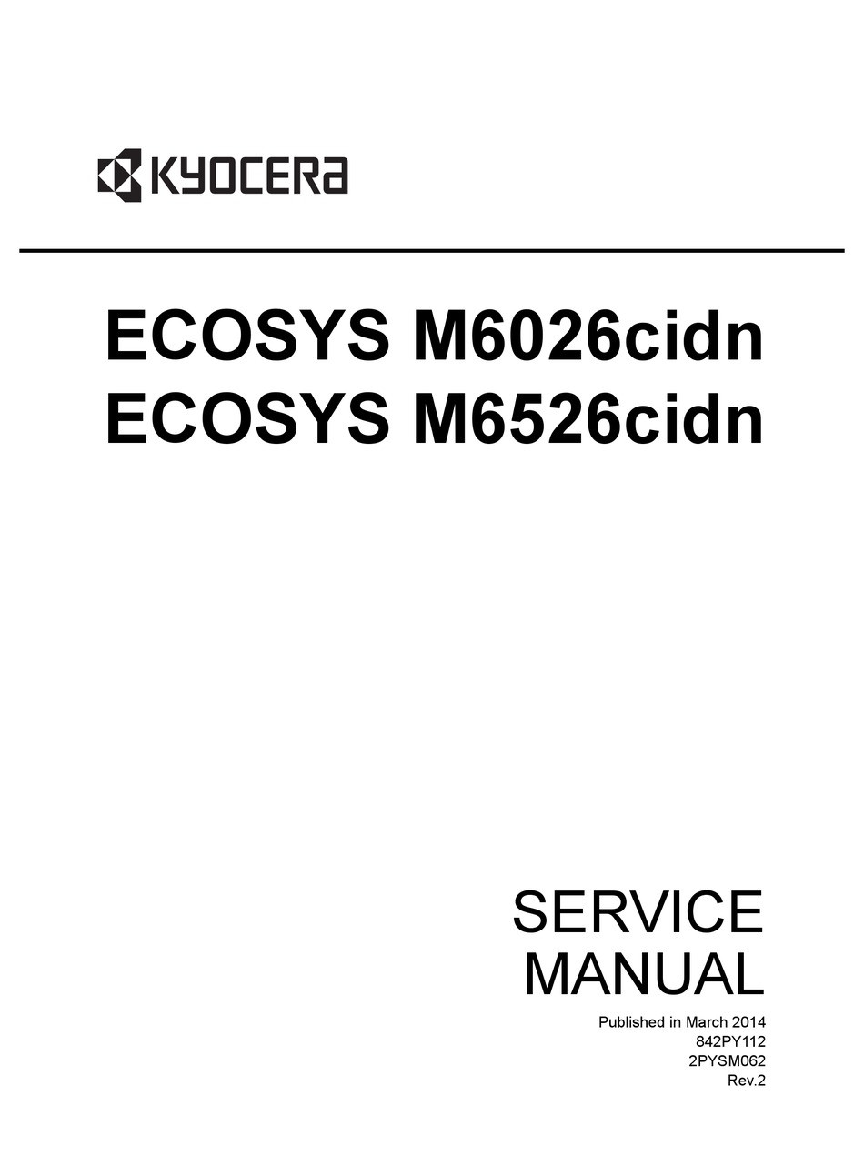Pwb-f-aes-121 Kyocera Ecosys M6026cidn Service Manual Pdf Download Manualslib Of Pwb-f-aes-121