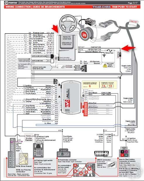 Viper 5906v Installation Viper 5906v and Dball2, 2014 Ram 1500 – Page 3 Of Viper 5906v Installation