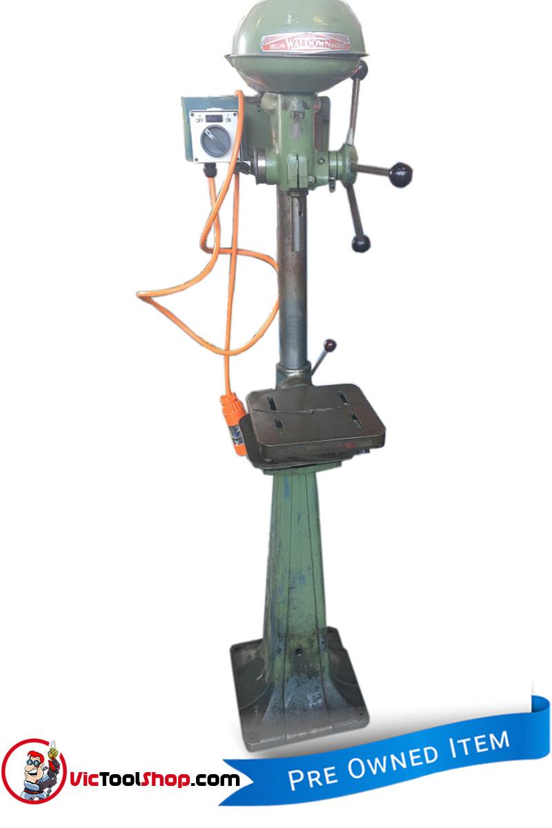 Waldown Drill Pres Brobo Waldown Pedestal Drill Floor Mount Vic tool Shop Of Waldown Drill Pres