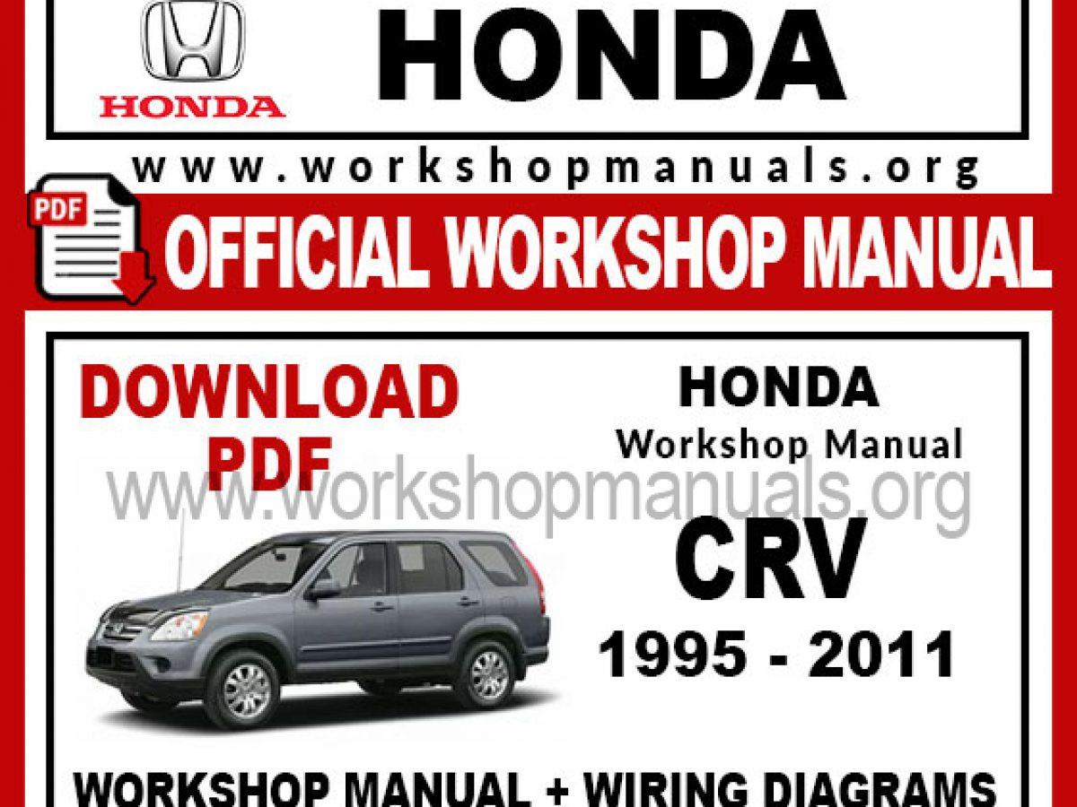 Wiring Diagram Honda Crv 2003 2.4l Honda Crv Workshop Repair Manual Of Wiring Diagram Honda Crv 2003 2.4l