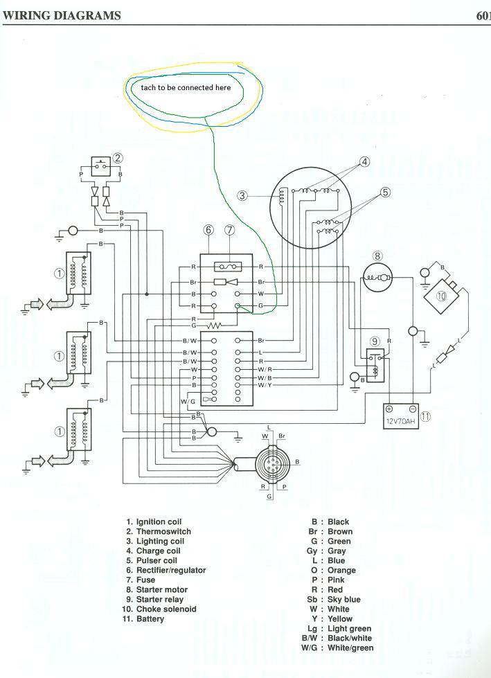 Wiring Diagrams 4 Stroke Motor Diagram] 2000 Yamaha 50 Hp 4 Stroke Wiring Diagram Full Version Hd ...