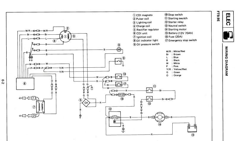 Wiring Diagrams 4 Stroke Motor Yamaha Outboard Rectifier Wiring Diagram – theirmommy22823 Of Wiring Diagrams 4 Stroke Motor