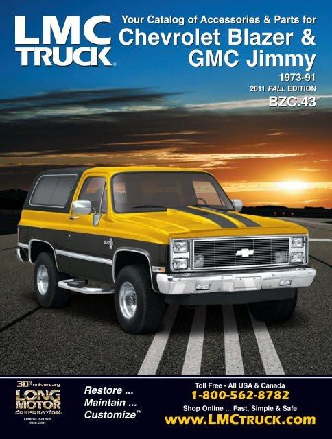Wiringdiagram for Chevy Pickup 84 3/4 ton 292 Engine 2 Wheel Drfor Radio Chevrolet Blazer & Gmc Jimmy Chevrolet Blazer … – Lmc Truck Of Wiringdiagram for Chevy Pickup 84 3/4 ton 292 Engine 2 Wheel Drfor Radio